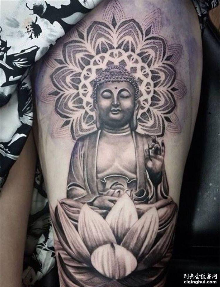 关于佛纹身的争议