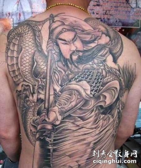 欢现在这张关公纹身图案图片合辑,您可能还会喜欢关公手臂纹身图