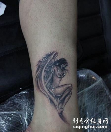 首页 纹身图案 神明 天使