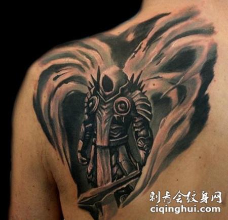 纹身堕落天使图片内容图片分享 图片合集