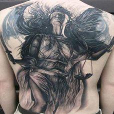 纹身霸气图案精选图片大全