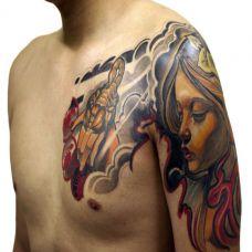 国外纹身图案精选合辑