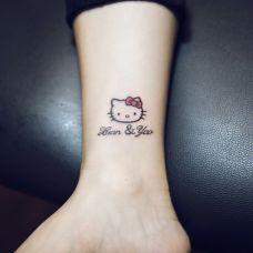 女生可爱纹身图案大全