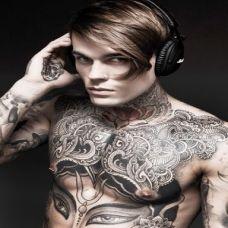 欧美非主流纹身图片大全