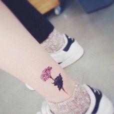 女子小型纹身图案大全推荐