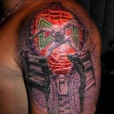 d立体纹身图片大全