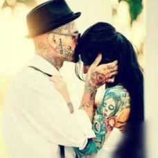 欧美情侣纹身图案大全时尚霸气