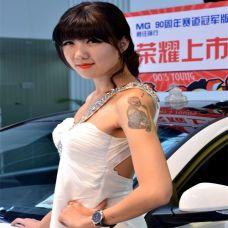 大臂美女性感纹身图案大全
