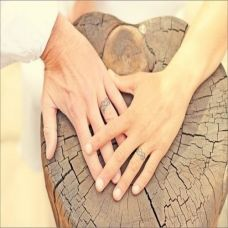 手指上的情侣纹身戒指小图案大全