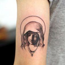 男士胳膊纹身小图案图片