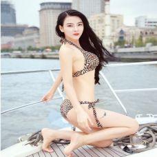 比基尼性感女郎纹身图片欣赏