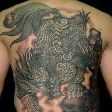 男人纹身图片大全推荐