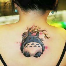 纹身卡通图案图片精选