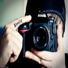 欧美男生手指英文纹身Smile时尚纹身图案