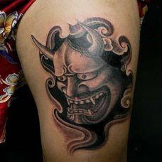 般若纹身图案经典图片合辑
