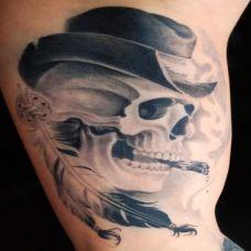 艺术纹身个性图案图片