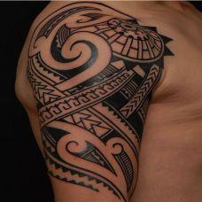 纹身图腾手臂图案合辑