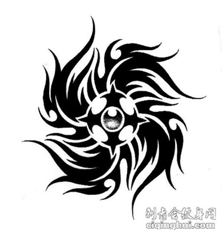 如果您喜欢现在这张火焰图腾纹身手稿,您可能还会喜欢手腕上的火焰纹身或者胳膊上的天使火焰纹身。 图片属性