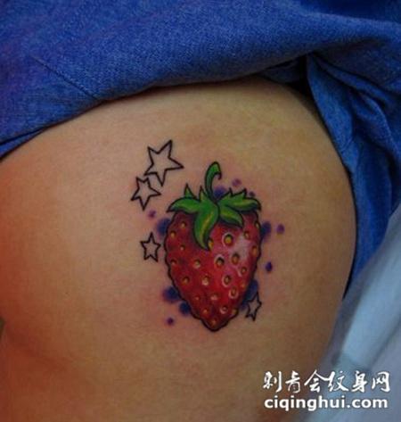 创意可爱精美纹身