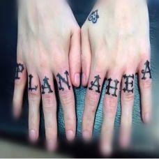 另类搞笑纹身