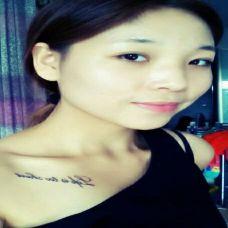 锁骨个性的英文刺青纹身图案