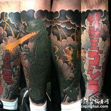 小腿包围日式动漫