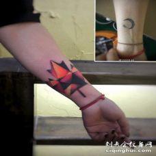 纹身遮盖 遮盖老旧纹身的作品赏析