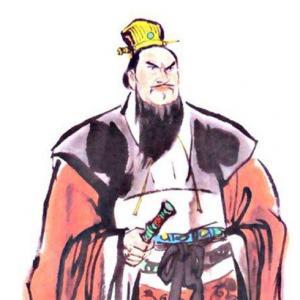 曹操纹身手稿图片