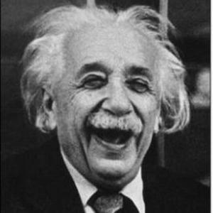 人物肖像爱因斯坦纹身手稿图片