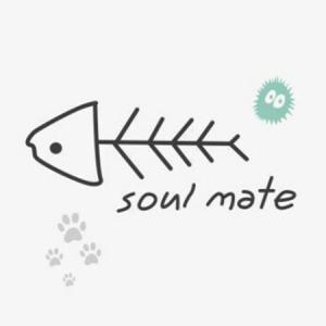个性鱼骨纹身手稿图片